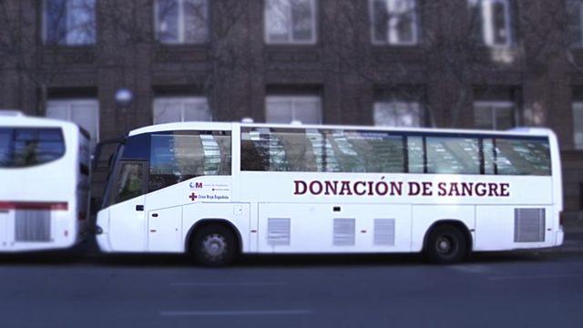 Campaña de donación de médula
