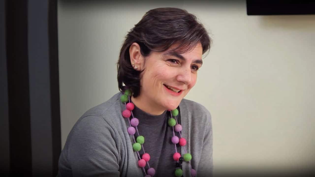 Marisa García Profesora en TRACOR