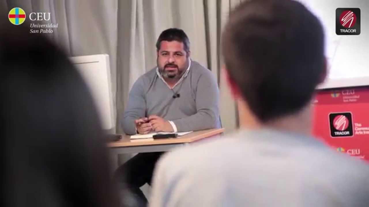 master en reporterismo investigacion tracor visita Jalis de la Serna