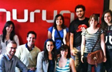 visita agencia nurum master comunicacion