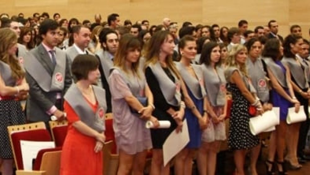 graduacion alumnos insituto tracor