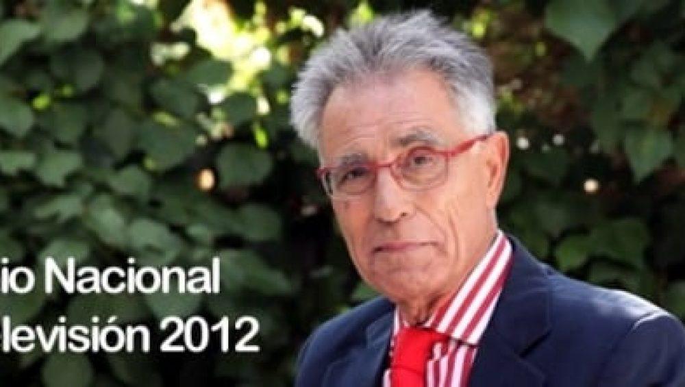 premio nacional television 2012