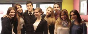 alumnos reporterismo investigacion periodistica television