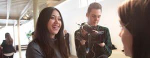 woman week alumnas reporterismo tracor