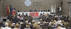 asamblea y graduacion de alumnos