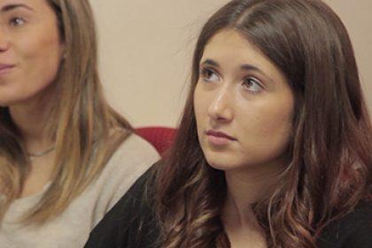 alumnas comienzan master reporterismo tv periodismo investigacion
