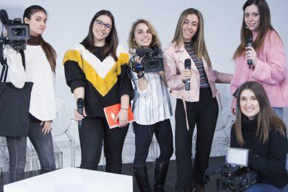 alumnas en madrid womans week 2018 master reporterismo