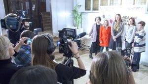 alumnas reporterismo tracor woman week