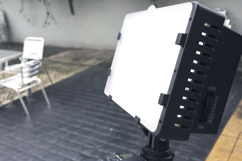 Antorcha LED