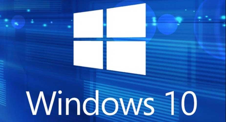 sistema operativo window 10