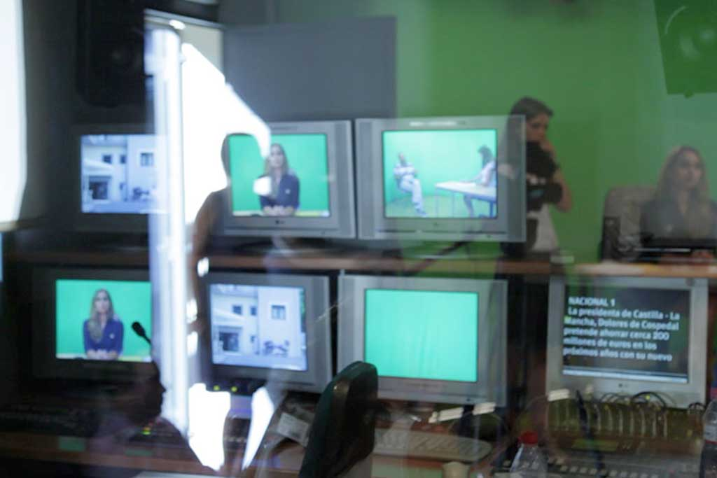 pantallas visionado plato tracor