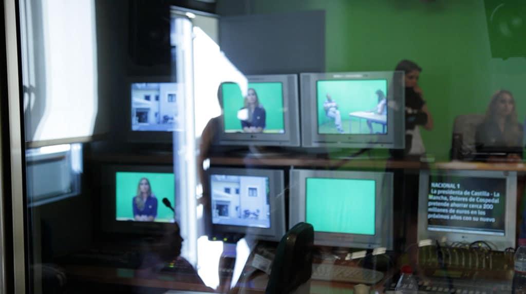 pantallas visionado tracor