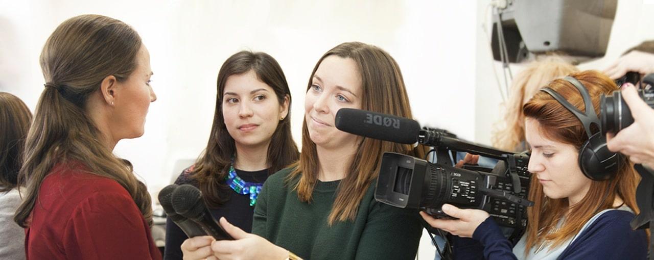 master reporterismo investigacion woman week