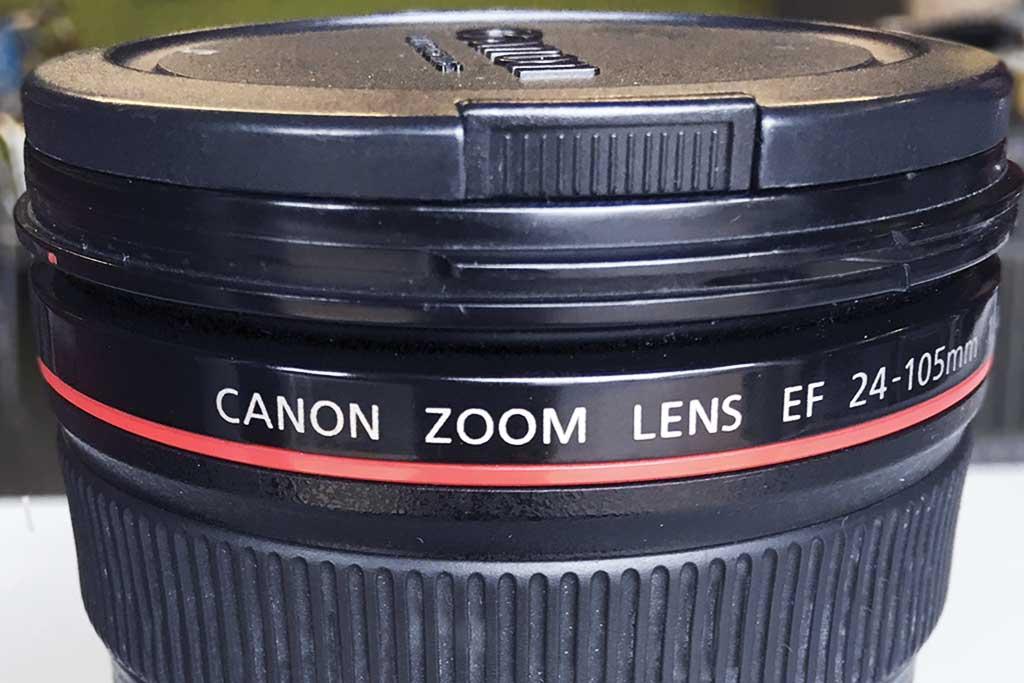 zoom canon eos 5d tracor