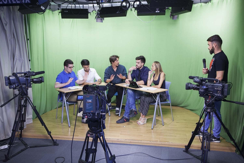 realización television alumnos tracor