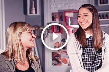 entrevista alumnas de produccion de television tracor para el Máster en comunicación en Madrid