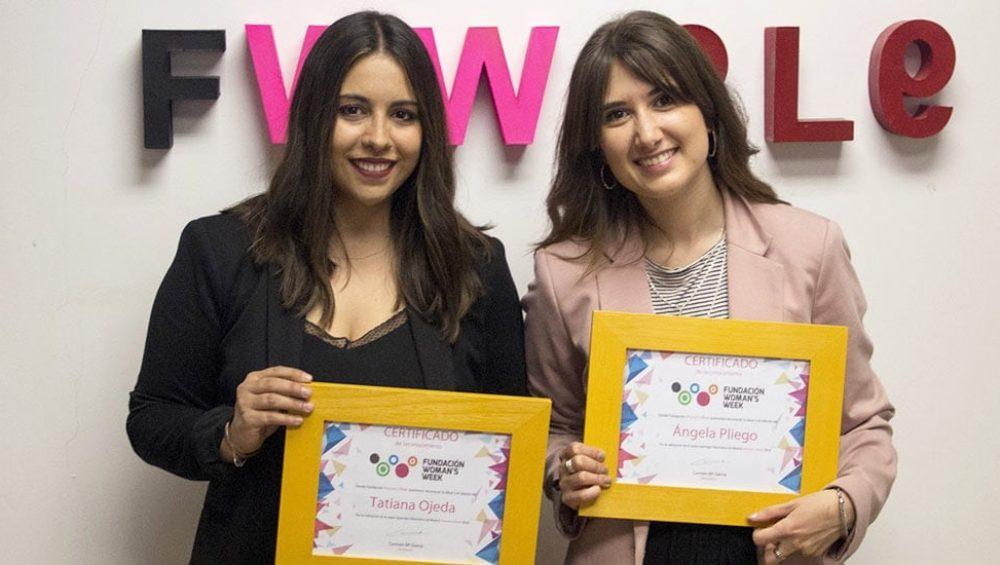 premios woman week reportaje alumnos tracor