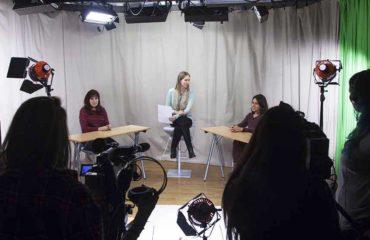 trabajo produccion television alumnos tracor