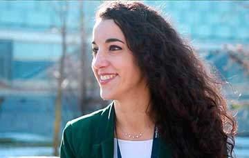alumna irati rubio master en comunicacion corporativa