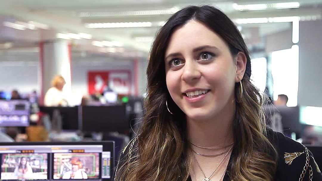 alumna del master en comunicacion multimedia